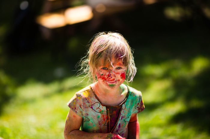 Color festival in Starachowice Holi Color Colors Photooftheday