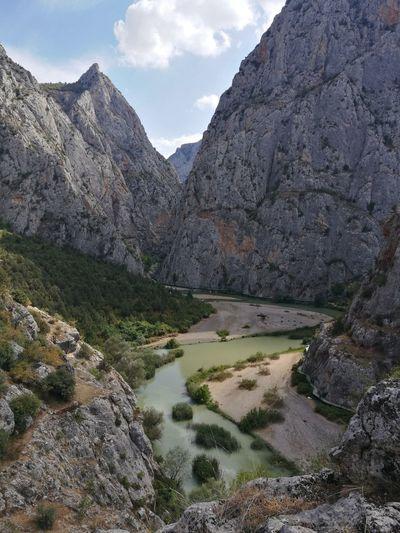 Turkey Outdoors Kanyon Trekking Shades Of Winter EyeEmNewHere