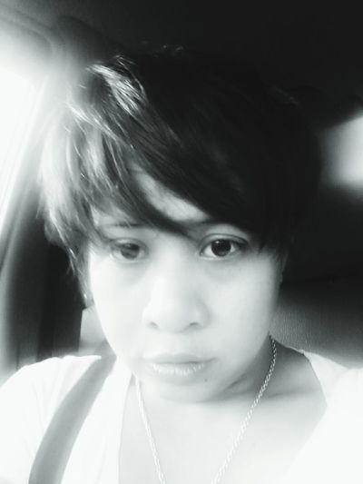 Me.... *_* Taking Photos Selfie Kureisaki Black&white