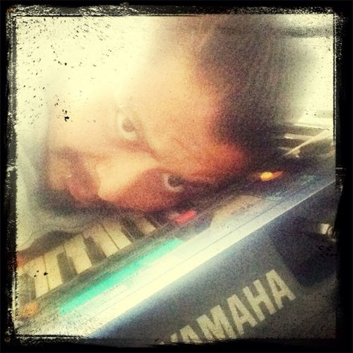 Music Gay Boy Relaxing Piano Time Piano Practice