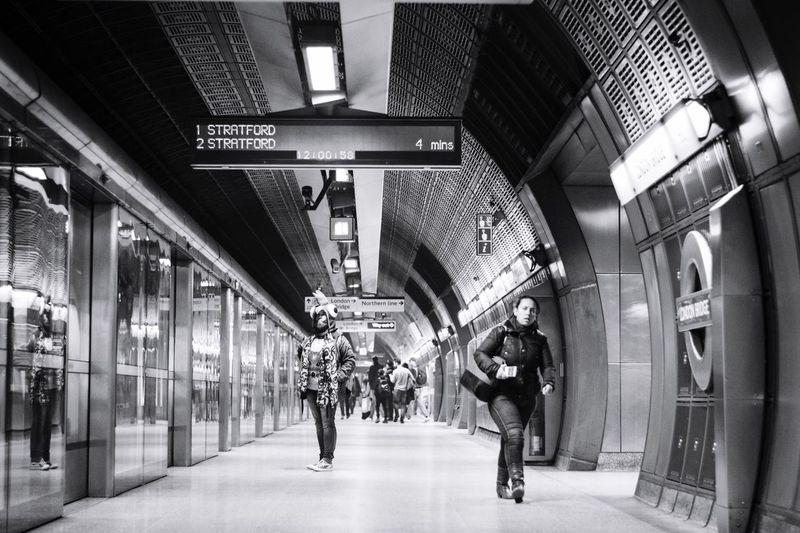 The Street Photographer - 2017 EyeEm Awards Streetphotography London