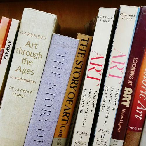 Books Art Looking For Art Get Inspired Bookshelf Artistic