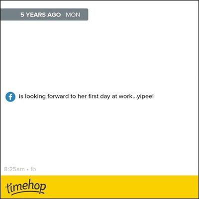 5 yeard ago, I started working for ParagonICC . Glad to say that I'm sill part of the company. ? ProudtobeParagonICC