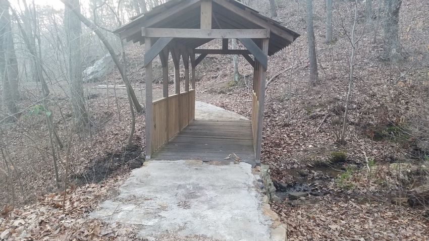 Day Wood - Material No People Outdoors Built Structure Architecture Tree Nature Bridge Tennessee Mountains