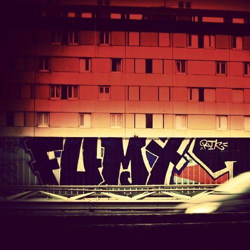 Fumy Streetart Highway