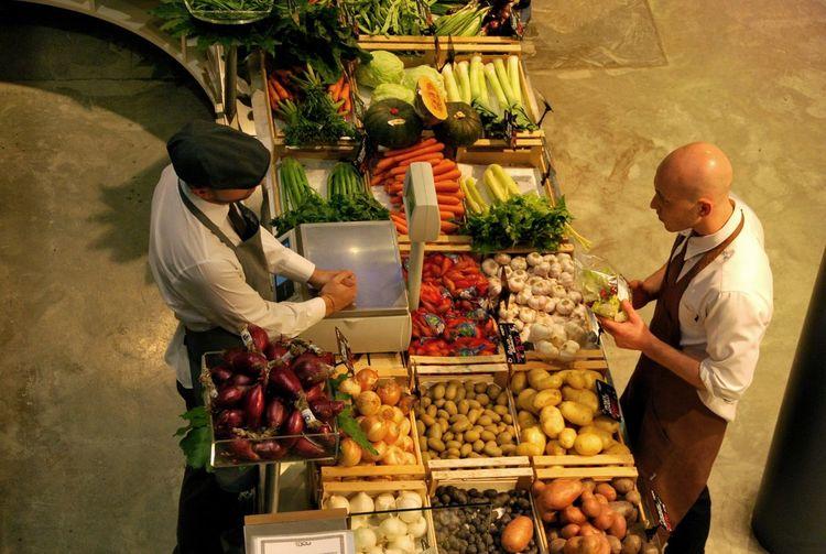 Milano Fruits Exchange