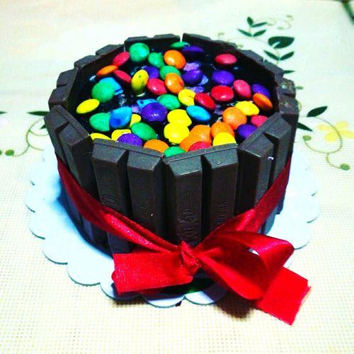 Kitkat Cake Sweet Food Chocolates Cake Art Is Everywhere Food Stories