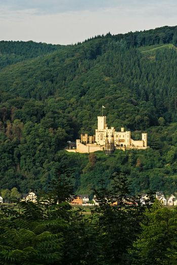 Schloss Stolzenfels Castle Schloss Stolzenfels Architecture Building Exterior Built Structure Castle History Landscape Nature No People Outdoors Travel Destinations