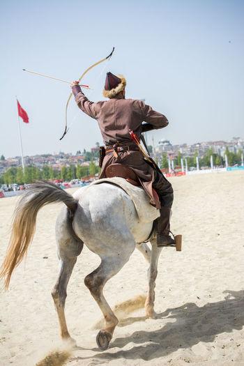 Ottoman Style Archery Ottoman Turkish
