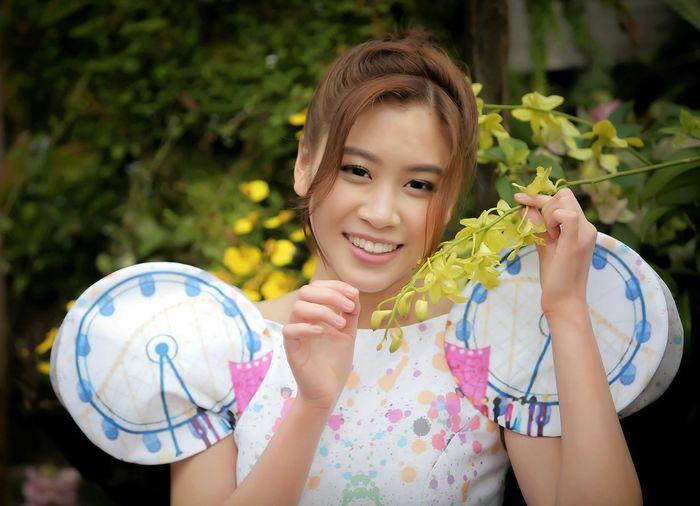 青春無悔 - 林凱恩 Miss Hong Kong Iris Lam,Portrait of TVB Artistes & Miss Hong Kong Portrait Of TVB Artistes & Miss Hong Kong Hong Kong Flower Show 2016 Miss Hong Kong TVB Artists Portraits Hong Kong TVB Artists Portrait Photography EyeEm Masterclass EyeEm Gallery Hong Kong Women Who Inspire You