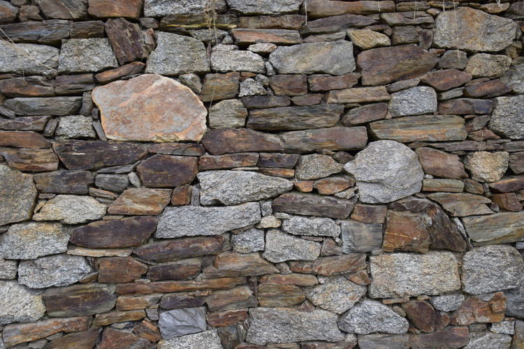stone texture (wall in the Alps) Alps Brown Day Grey Group Of Objects Many Objects Mountains Nature Outdoors Pattern Pile Rock-object Stapled Stone Texture Wall