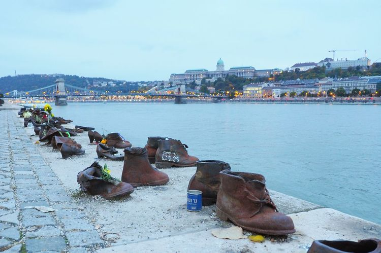 Outdoors Day Water City Architecture Harbor No People Sky Cityscape Nature Parliament Parliament Hungarian City Dunay River Parliament Building Hungary Vengria Budapest Danube River Illuminated Travel Destinations Holocaust Memorial Night Memorial Memorial Center