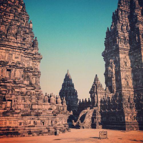 Prambanan Temple Yogyakarta INDONESIA Wonderful Indonesia IPhone IPhoneography Traveling Travel Photography Travel Showcase March