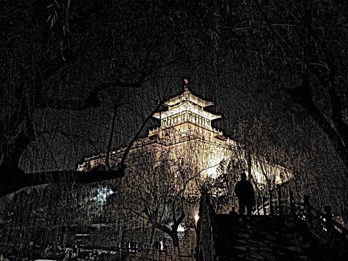 Built Structure Architecture Jiefangge