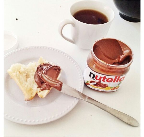 What's For Dinner? Nutella Time