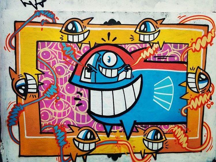 Streetartbcn Streetart Barcelona Barcelonastreetart Bcnstreetart Graffiti Instastreetart Instaphoto Instagood @pezbarcelona