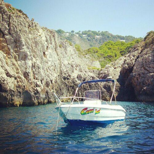 #Capri #Italien #CapriBoat Capriboat Italien Capri
