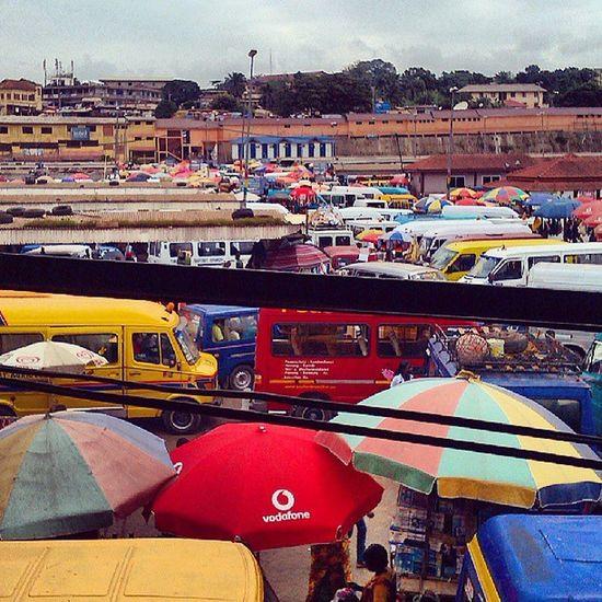 Colours of Kejetia ...InstaGhana Ghana360 Ghana Kumasi Igers Instaaday
