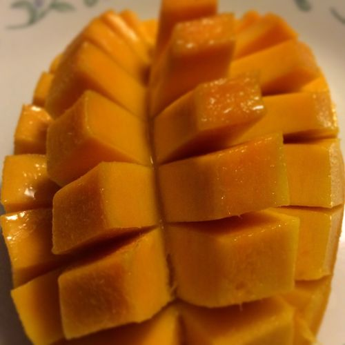 Mango Mangoes Imissindia Enjoying Life Sweet Fruits Tropical India Toronto 6ix