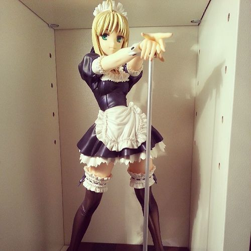 Saber (Fate/Stay Night) 1/6 Scale by ALTER Saber FateStayNight Alter Figure