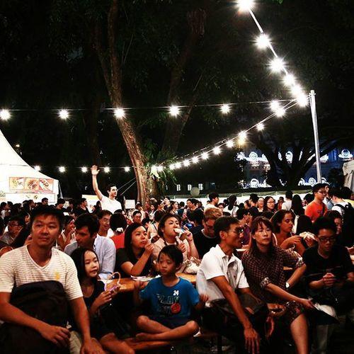 Singapore Night Festival 2015 //