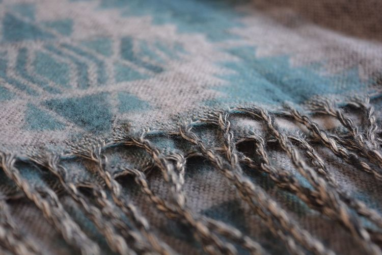 Wool scarf, selective focus. No People Close-up Full Frame Textured  Day Textile Fabrics Textile Textures Cloth Details And Colors Detail Nobody Fabric Pattern Fabric Design Fabric Texture Fabric Detail Fabric Weave Pattern Selective Focus Textures And Patterns Textures And Colors Texture Wool Softness Soft Colors