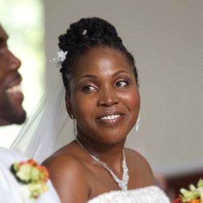 Black Love Wife Forever Wedding