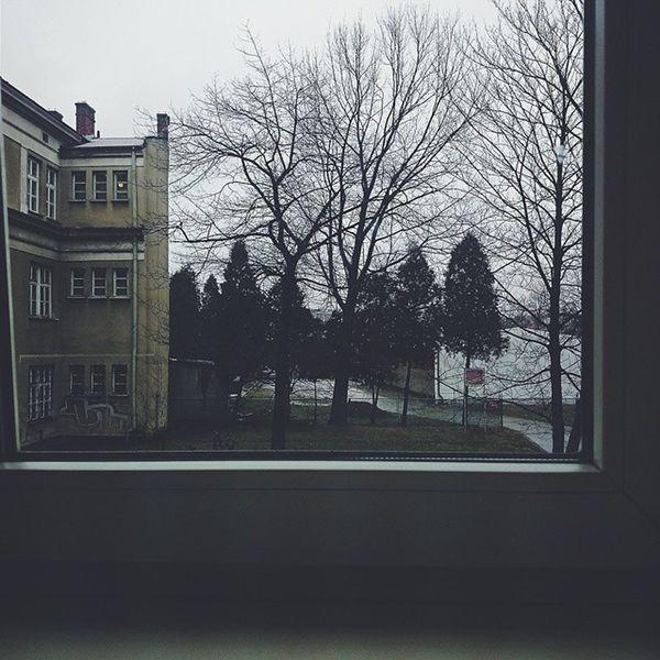 Lazy Day In School Window View Gastronom Still Bad Weather 😥 Polishboys Polishgirls 👏 VSCO Vscopoland IGDaily