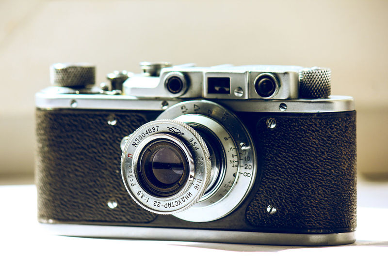 My first camera 1963 came from my grandfather Antique Camera - Photographic Equipment Camera Flash Close-up Day Electronics Industry Indoors  Movie Camera No People Old Old-fashioned Photography Themes Retro Styled Single Object Technology The Past Vintage White Background