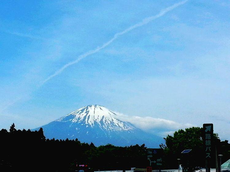 Mt.Fuji Susono Sunnyday☀️