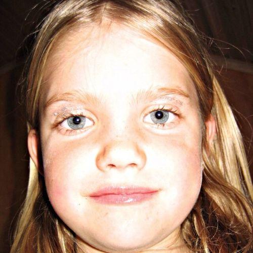 Littlesister Selfie Princess Glitter