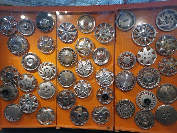 Hubcap Wheel