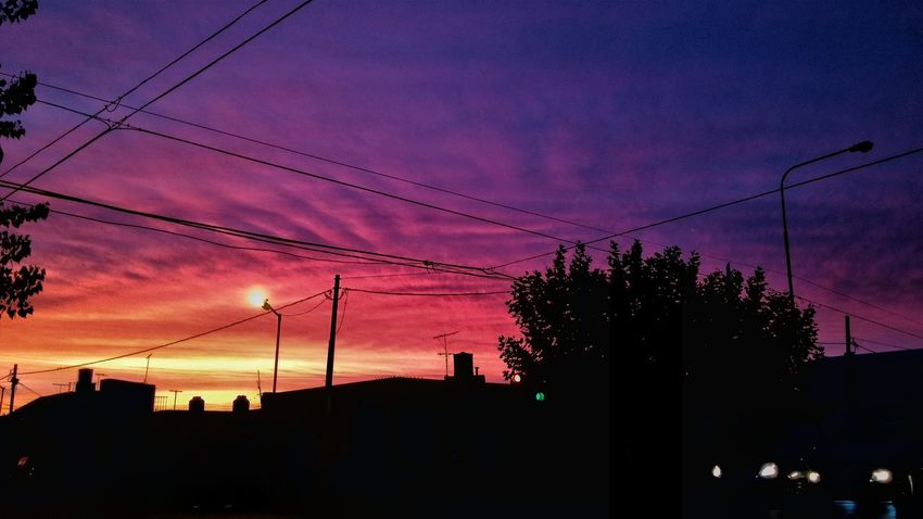 Argentina Photography Buenos Aires Cielo Y Nubes  Sky And Clouds Atardecer Contraluce Contraluz Sunset