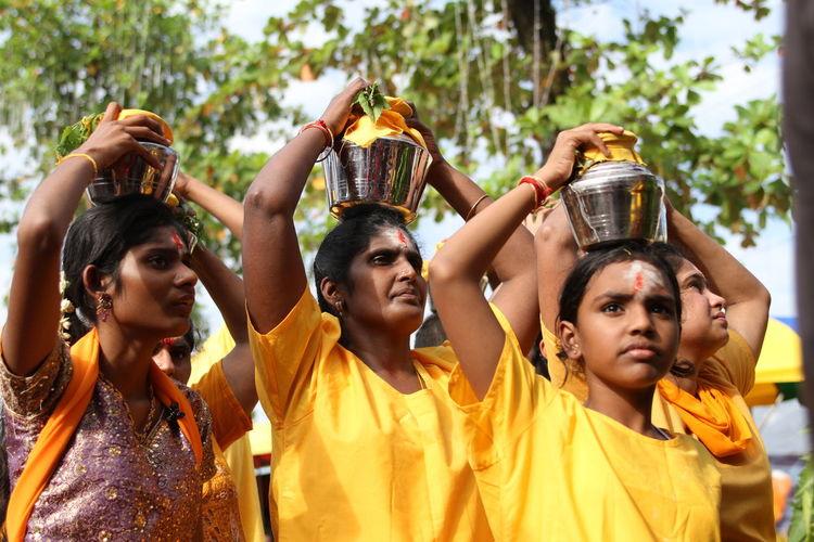 Batu Caves -Malaysia Belive Celebration Holy Human Indian Prayer Spirituality Thaipusam