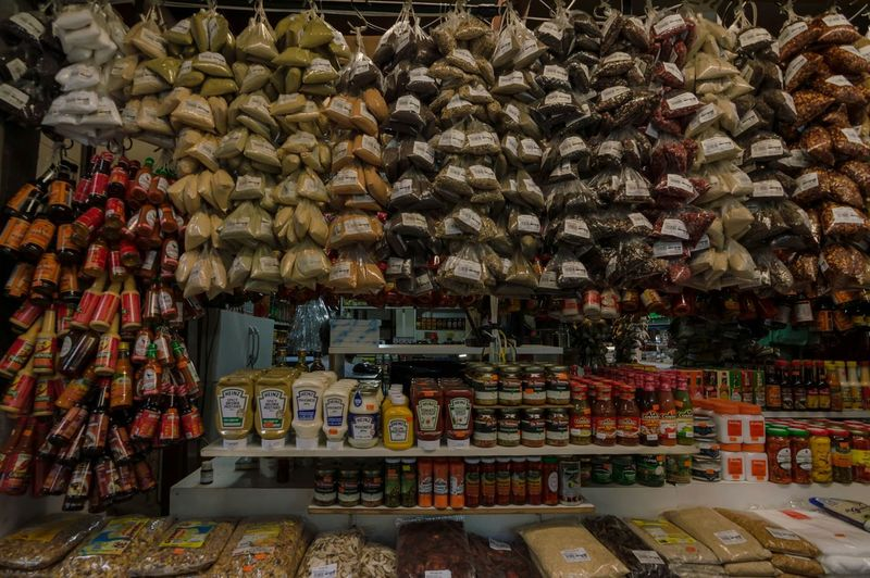 For Sale Abundance Variation Large Group Of Objects Choice No People Market Indoors  Arrangement Business Finance And Industry Day Retail  Store Food Stories
