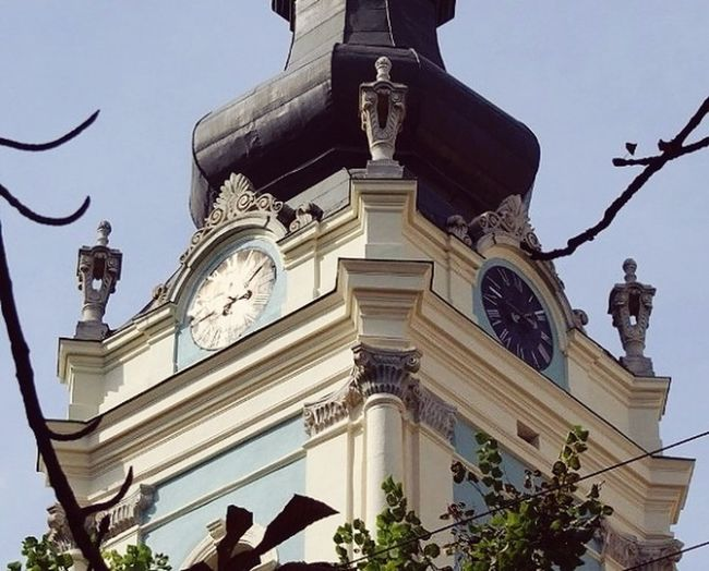 Hello) This is one of the oldest and most accurate clocks Lviv)