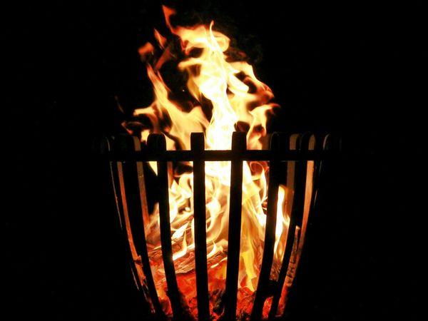 Good night Eye4photography  EyeEm Best Shots Fire Fire Basket Enjoying Life