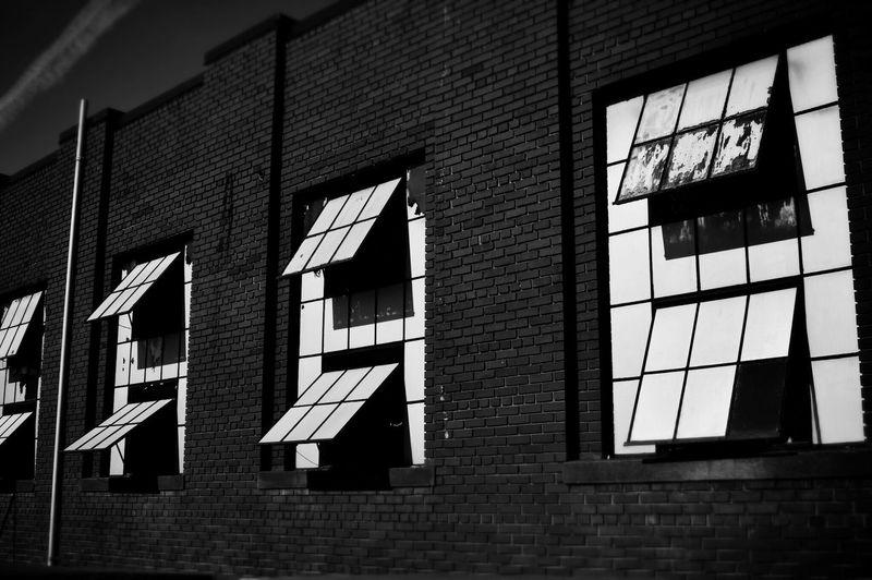 Urban industral Factory Urban Old Northcarloina