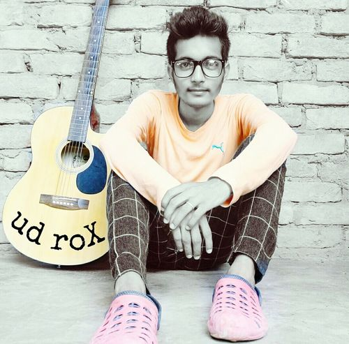 Yes I am ud roX Cool Attitude