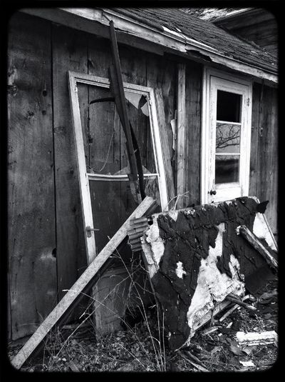 Abandoned Rural Decay Rurex