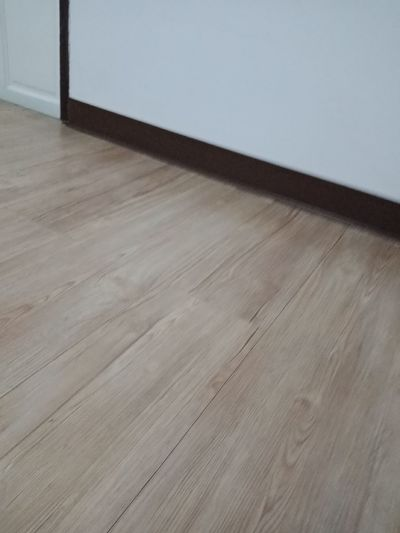 floor and the wall Home Showcase Interior Apartment Hardwood Modern Domestic Room Home Improvement Home Interior Hardwood Floor Wood - Material DIY Sliding Door Renovation Wood Laminate Flooring Knotted Wood