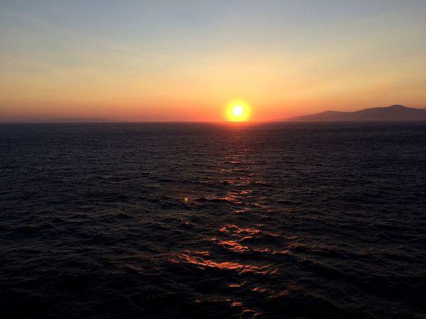 At the sea Sea Ozean Nice