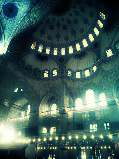 Architecture Istanbul Awesome Architecture Blue Mosque Sultan Ahmed Mosque Gang_family Eye4photography  Dualarınız Kabul Olsun