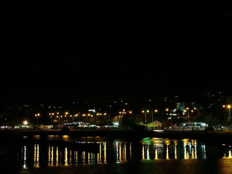 Tekirdağ gece huzur ve mutluluk Tekirdağ Gece Gece Manzara Fotoğrafçılık Aşk Sahil Deniz Karanlık Huzur :)