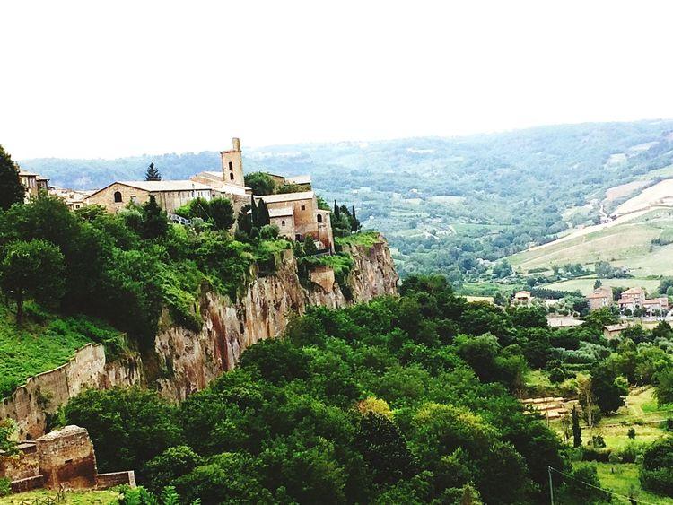 Orvieto, Italy HillTopView Colour Of Life Breathtaking