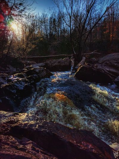 Capturing Motion No People Nature Outdoors Water Beauty In Nature Wisconsin Waterfall River Rapids Northwoods