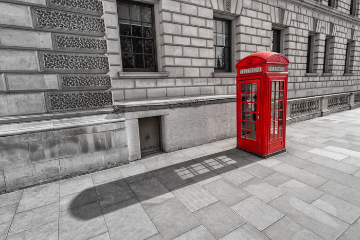 Red Telephone booth in London at Westminster Great Britain London Red Telephone Booth Shadow And Light Telephone Box United Kingdom Westminster Architecture Built Structure City Communication No People Outdoors Pay Phone Phone Booth Phone Box Red Red Telephone Box Shadow Symbol Telephone Telephone Booth Travel Destinations Urban Westminster Abbey