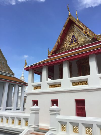 Buddhist Temple Built Structure Architecture Building Exterior Building Belief Sky Religion Place Of Worship Travel Destinations