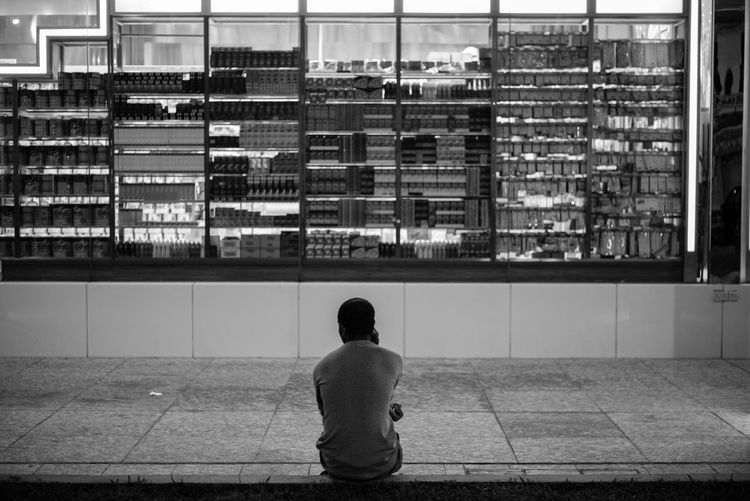Alone B&w People Streetphoto_bw People Photography Monochrome Blackandwhite Streetphotography People Watching