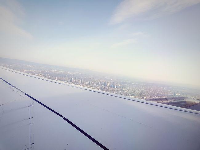 Frankfurt Skyline Cloud - Sky Mainhattan Skyline Snow Cold Temperature Winter Sky Landscape Sky Only Snowcapped Mountain Meteorology